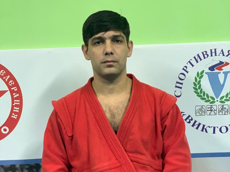 Роман Кабасакальян - пример чести здорового спорта