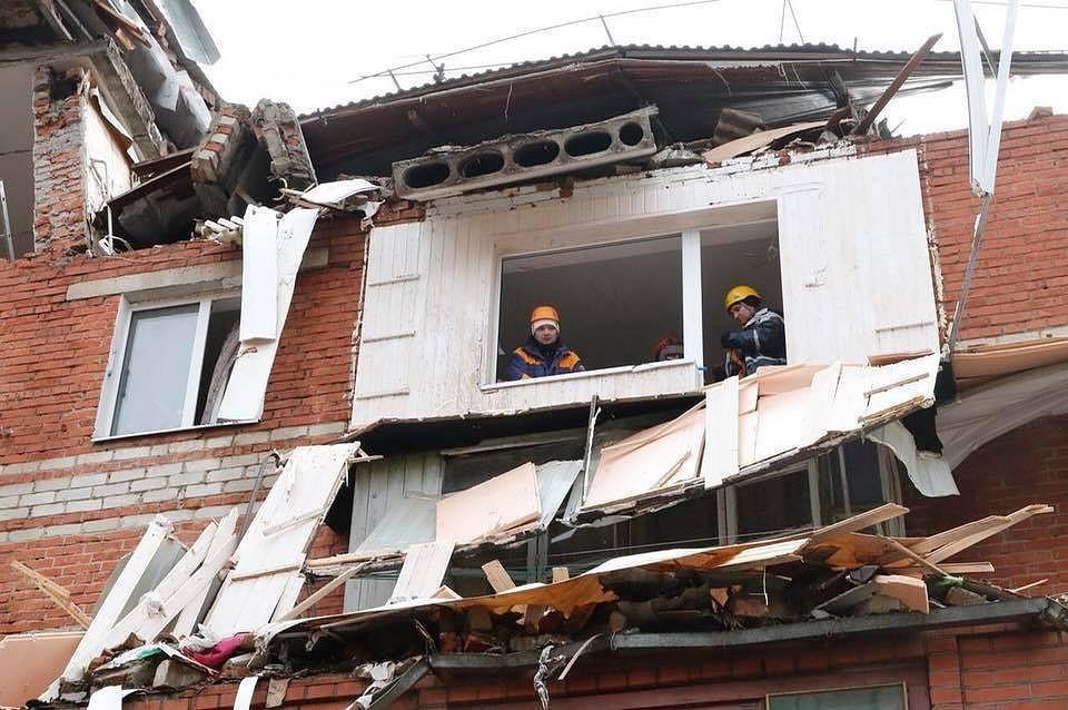 Новороссийск переживает за соседей-краснодарцев, пострадавших при взрыве газа
