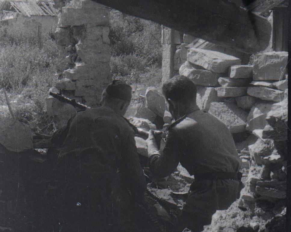 Календарь 75 лет назад: враг в отчаянии, резервы не спасают ситуацию