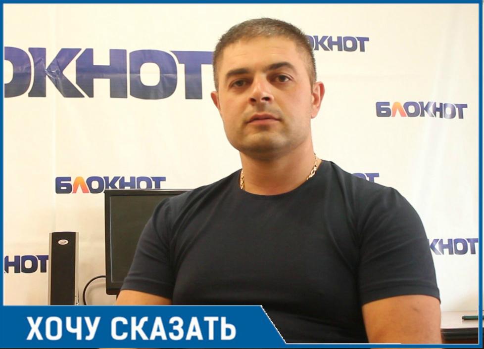 Маршрутчик рассказал свою версию дорожного конфликта, произошедшего в Новороссийске