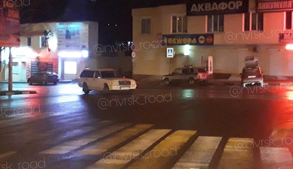 В Новороссийске на пешеходном переходе сбили ребенка