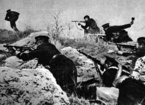 Новороссийск 75 лет назад: рукопашная схватка дала результат