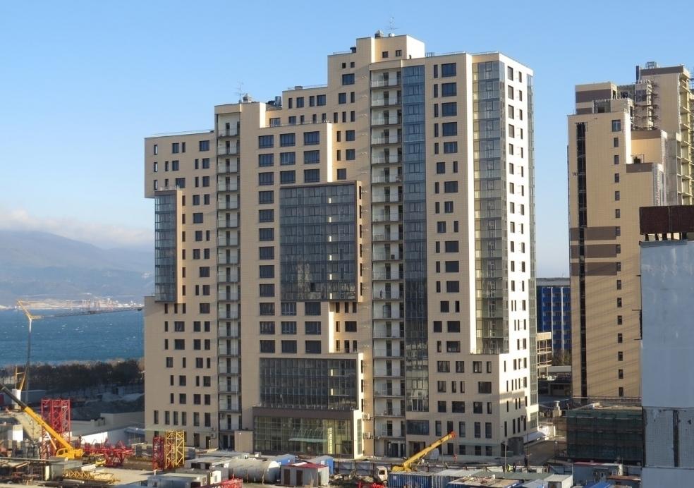 Новороссийцам решили запретить строить жилые дома на морском побережье