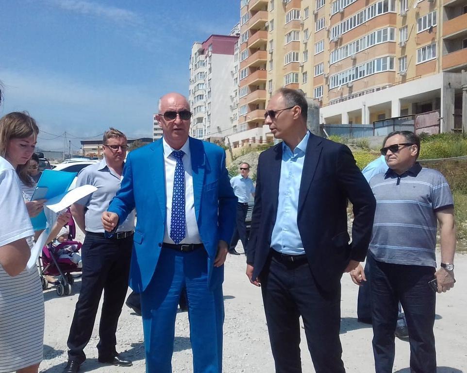 Администрация Новороссийска отвоевала для дольщиков  ЖК «Одиссей»