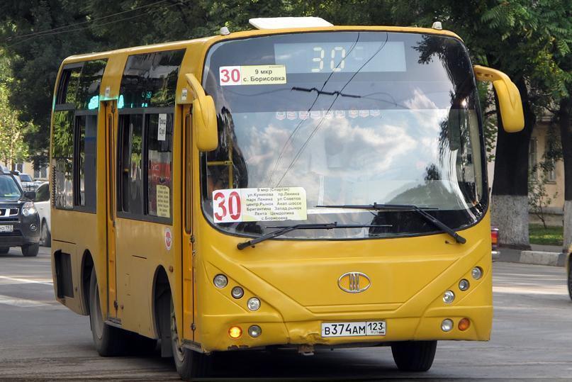 Два маршрута общественного транспорта продлят в Новороссийске