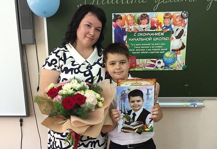 Мама Анри Петросяна благодарит Светлану Гаджиболаеву за неоценимый труд