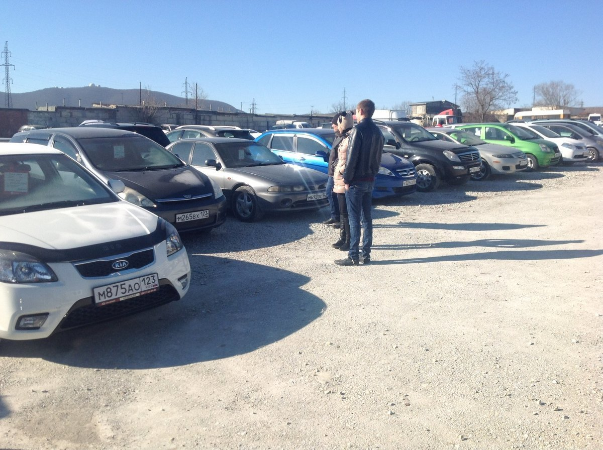 Скоро новороссийцы не смогут продать авто, не поделившись с государством