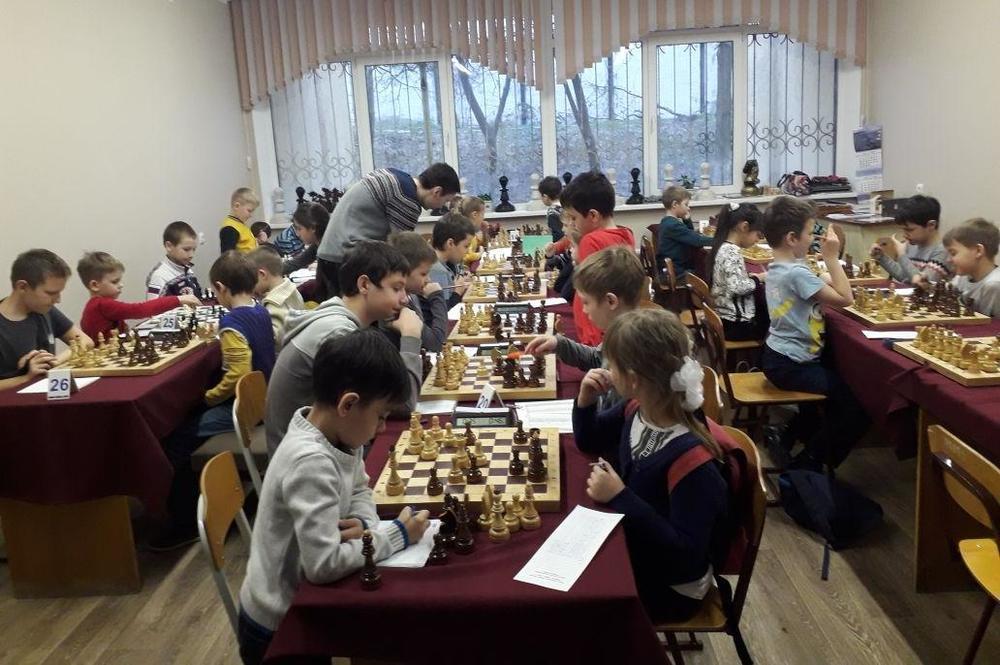 Шахматный турнир «Зима-2018» прошел в Новороссийске