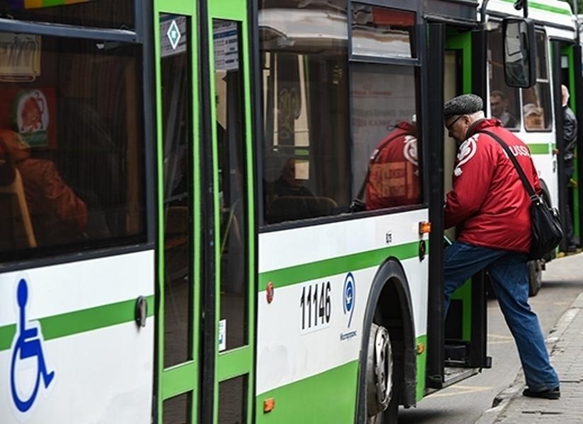 Сегодня, в  Радоницу, в Новороссийске работает дополнительный общественный транспорт
