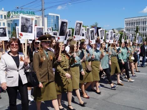 Ради  Парада новороссийцам придется идти пешком