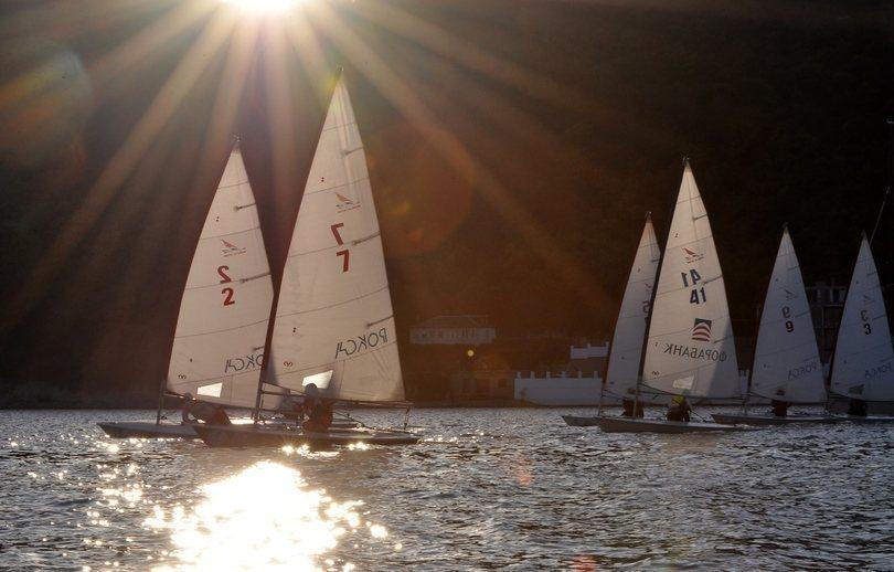 Abrau Sailing: увлечение с ветерком