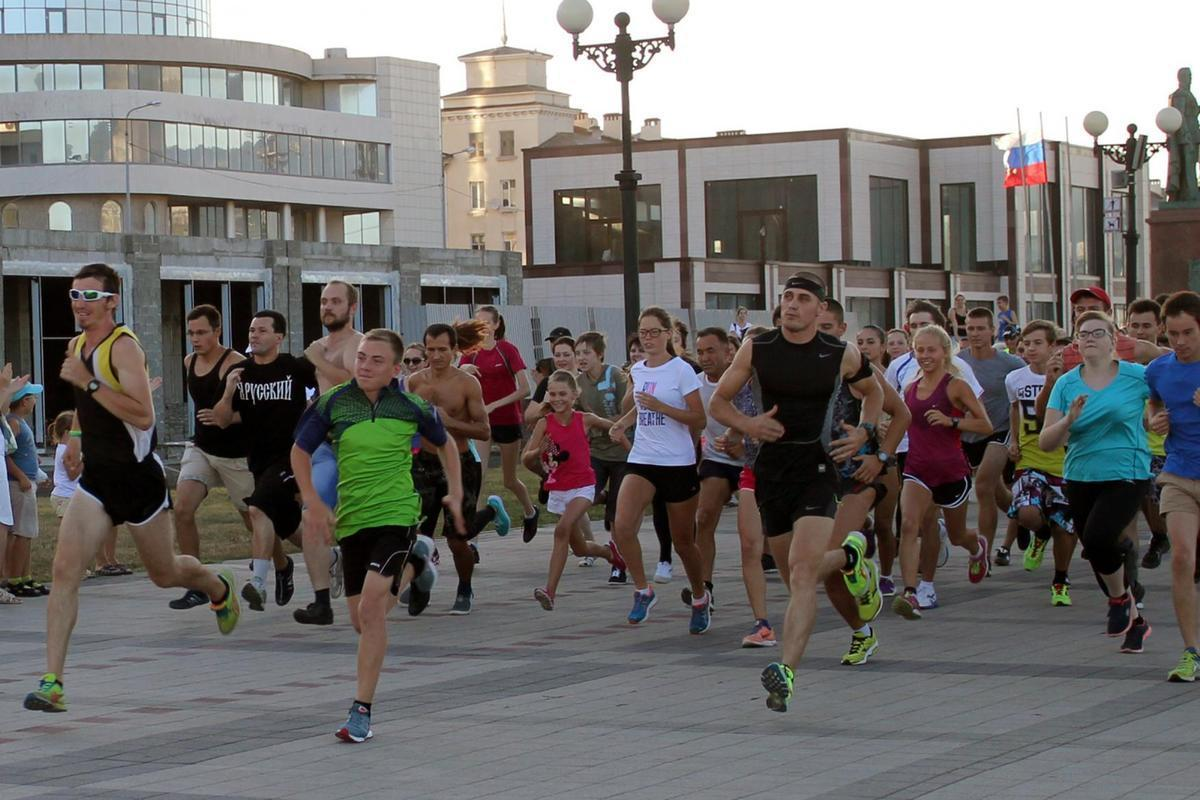 Новороссийцам предлагают померяться силами в беге на разные дистанции