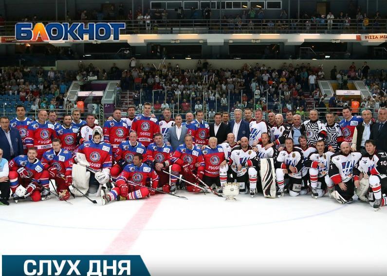 Дворец спорта «Черноморский» переделывают под «Ночную хоккейную лигу»