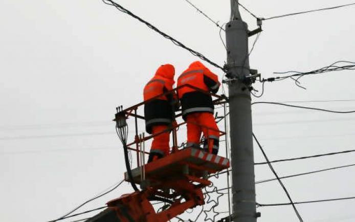 Очередные отключения электричества запланированы в Новороссийске