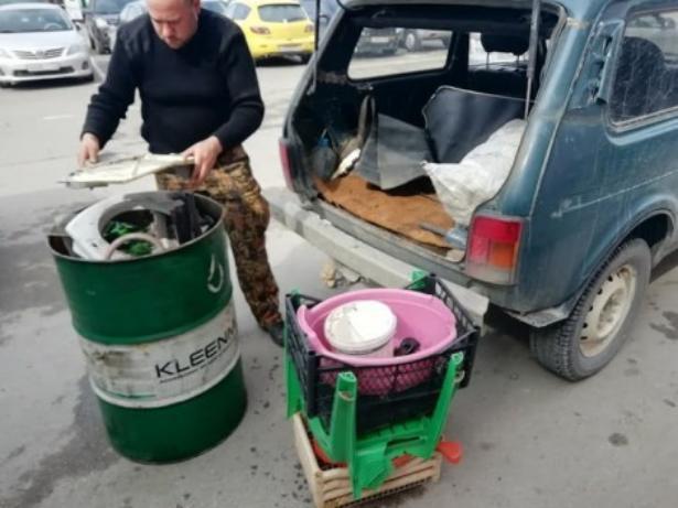 Более 2,5 тонн опасного мусора собрали в Новороссийске