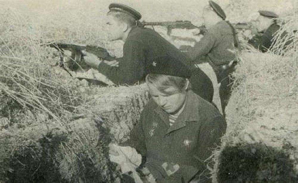 Новороссийск 75 лет назад: нечаянная помощь немцев
