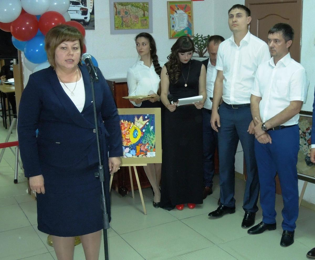 В Новороссийске открылась специальная библиотека для слепых