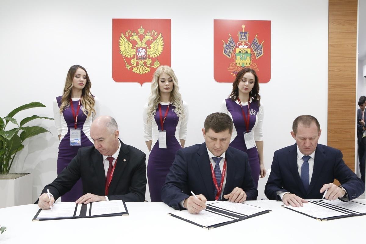 Новороссийск станет умнее и технологичнее за 26 миллиардов