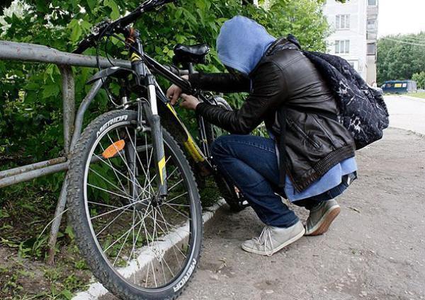 Количество краж велосипедов растет в Новороссийске