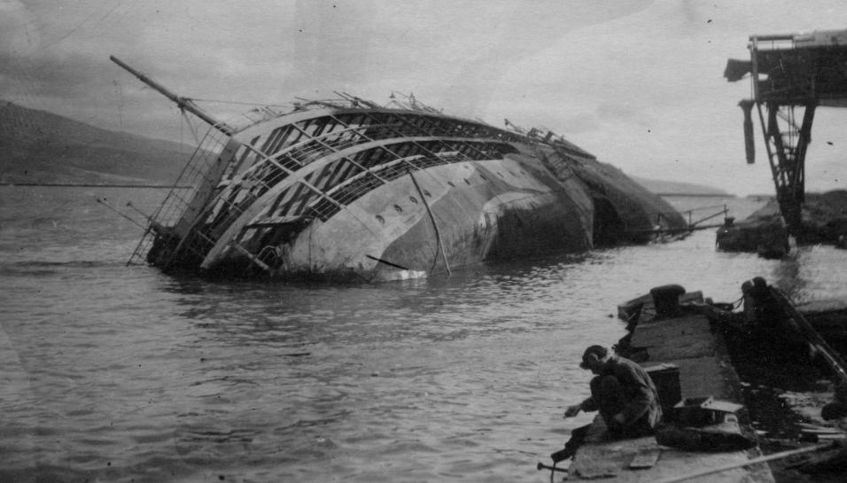Новороссийск 75 лет назад: особенности минной войны на море