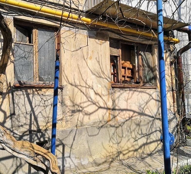 Бесхозная квартира в Новороссийске: бывает же такое!