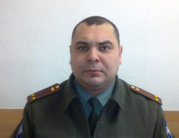 Владимир Леушин, заместитель руководителя по гражданской обороне, празднует день рождения
