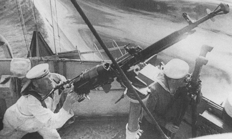 Новороссийск 75 лет назад: где решили разместить новороссийскую ПВО?