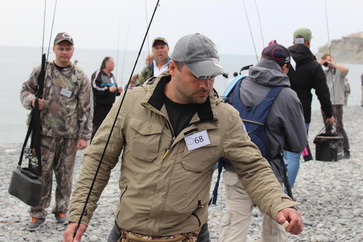 Главный рыбный приз уплыл из Новороссийска в Краснодар