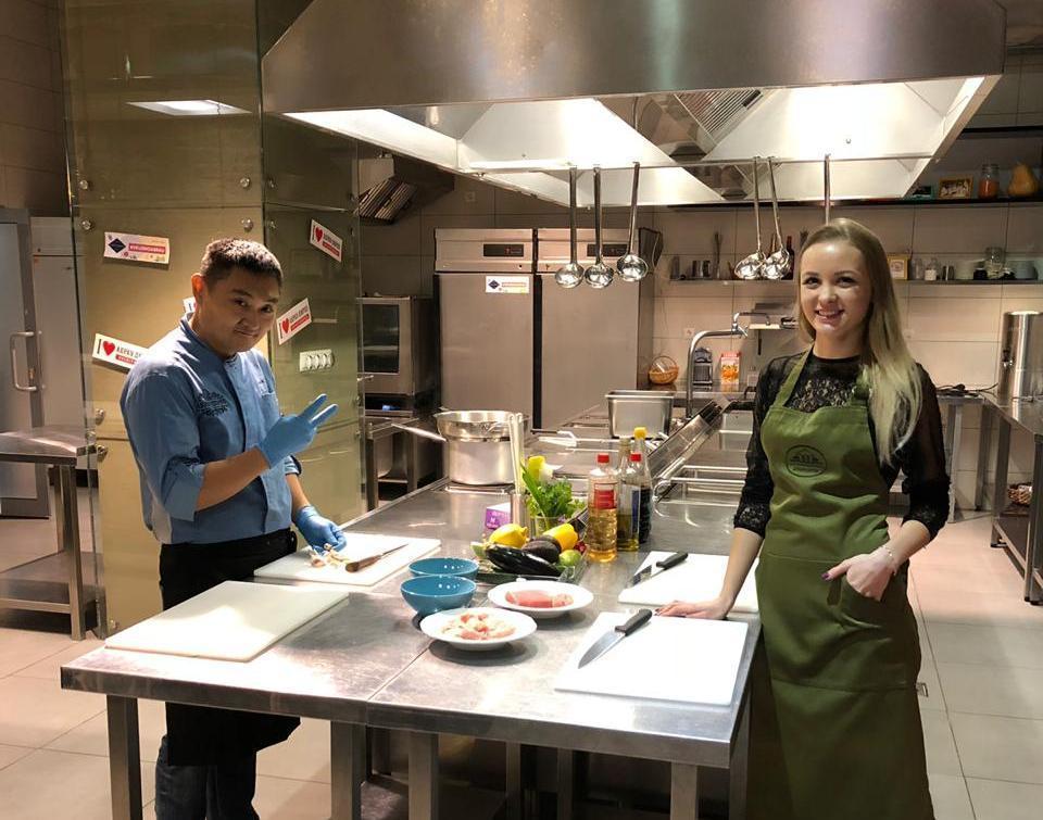 В Абрау-Дюрсо научат готовить вкусно, быстро и с удовольствием