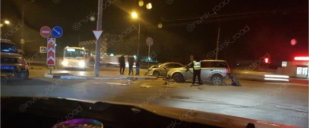 В вечернем жестком ДТП в Новороссийске пострадал семилетний ребенок