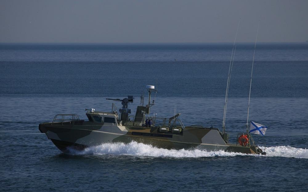 Корабли Черноморского флота отправятся в Ростов-на-Дону