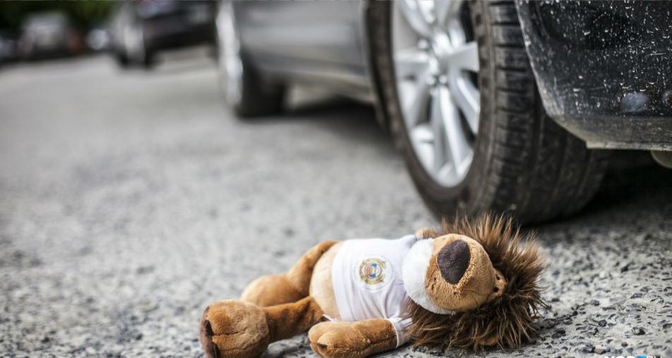 Водитель сбил восьмилетнего ребенка и скрылся с места аварии в Новороссийске