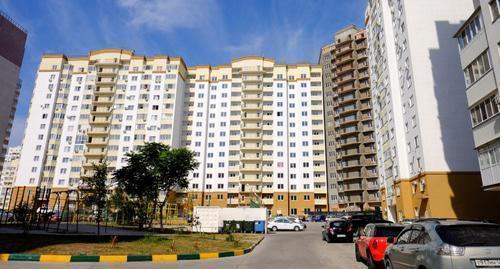 Подписано соглашение о продолжении строительства в Новороссийске квартир дольщикам