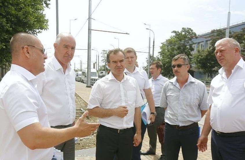 К концу июля в Новороссийске закончат строительство важной развязки