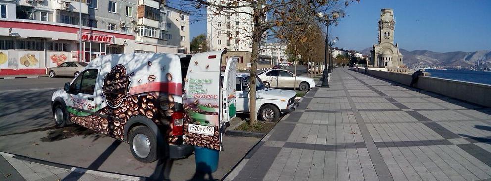 Мы их теряем: с набережной Новороссийска велено убрать мобильные кофейни