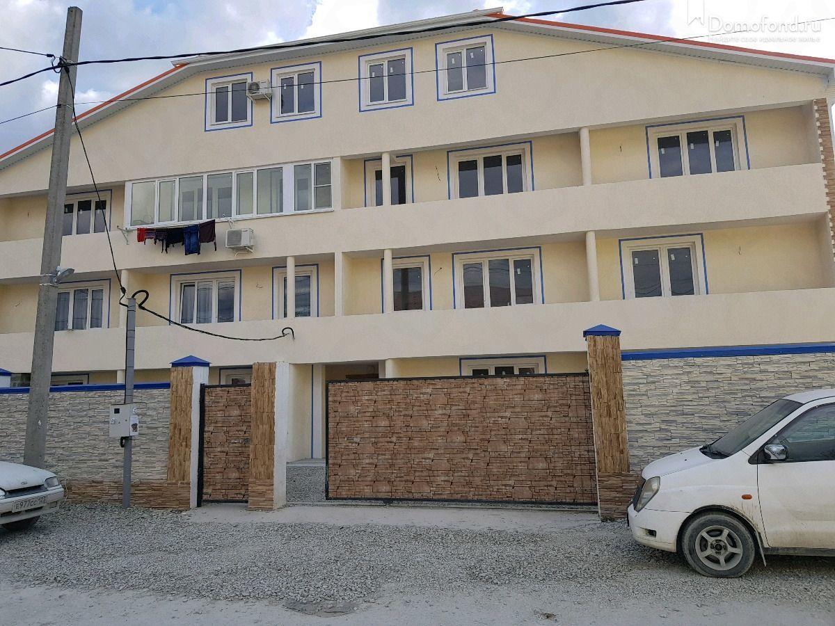 В пригороде Новороссийска под снос пустят строящиеся жилые дома