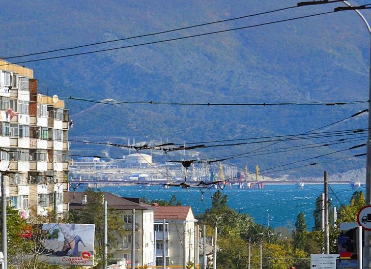 В прибрежной линии Новороссийска вырастет гостиница