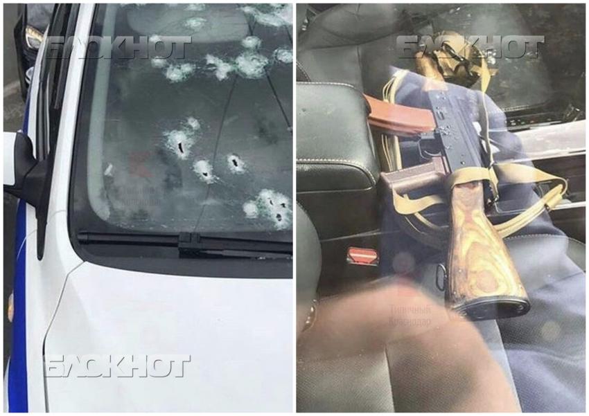 Бывший участковый из Новороссийска и его поддельники-стрелки предстали перед судом