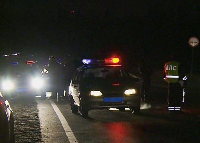В Новороссийске водитель угрожал сжечь свой автомобиль