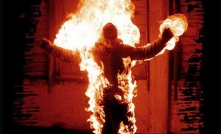 В Новороссийске обиженная женщина сожгла мужа