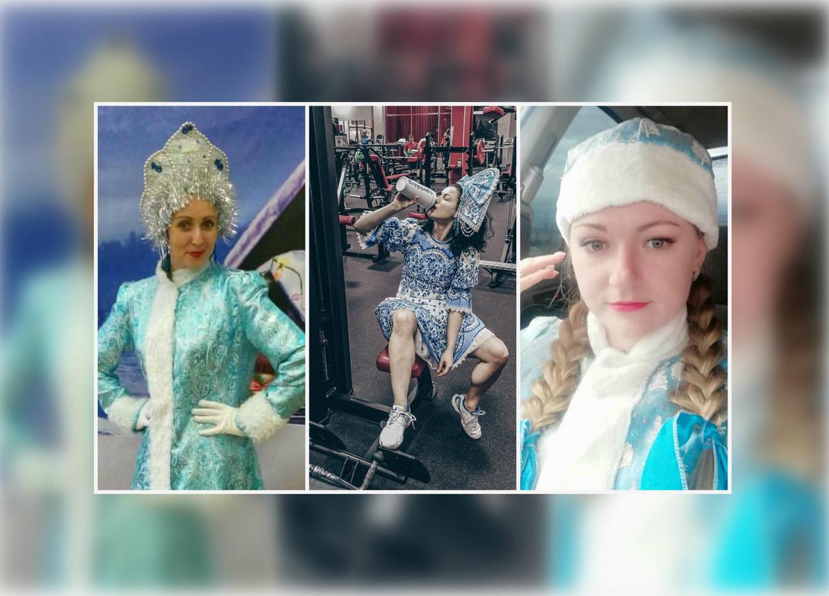Четвертьфинал конкурса «Мисс Снегурочка-2019» пройден
