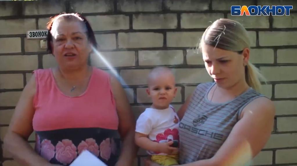 Новороссийские судебные приставы «морозят» семью, которая 2 года живёт без газа