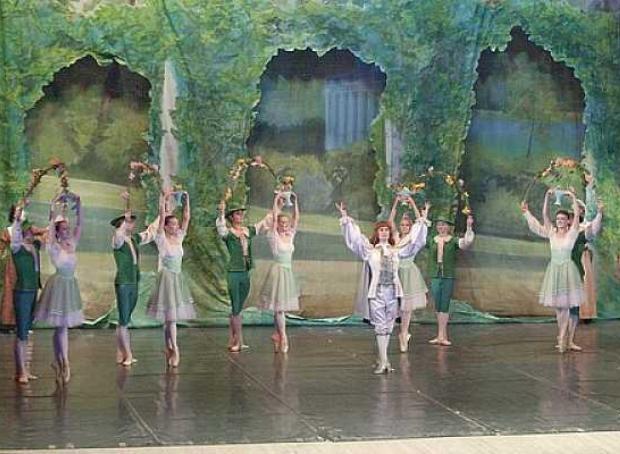 В Новороссийске дан старт театральному фестивалю. Выберут лучших