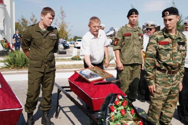 Тысяча километров не стала помехой для внука погибшего под Новороссийском сапёра