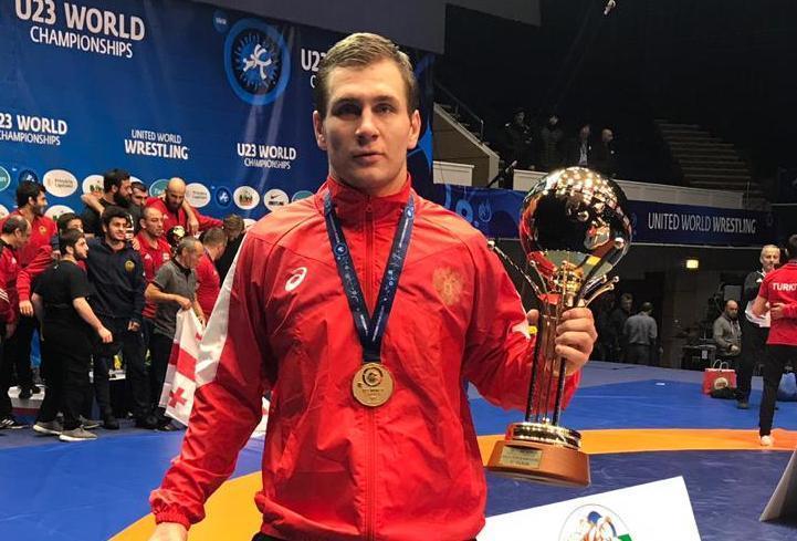 Спортсмен из Новороссийска стал лучшим в мире