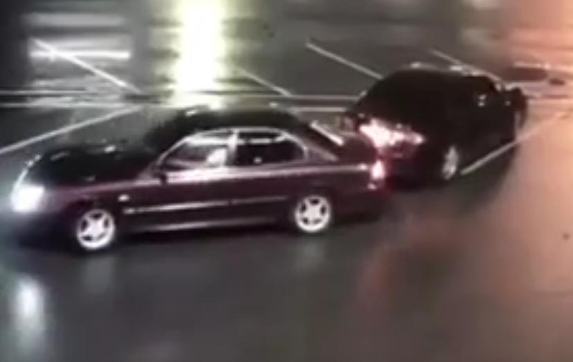 Бортанул и скрылся. В Новороссийске разыскивается автомобиль и его владелец
