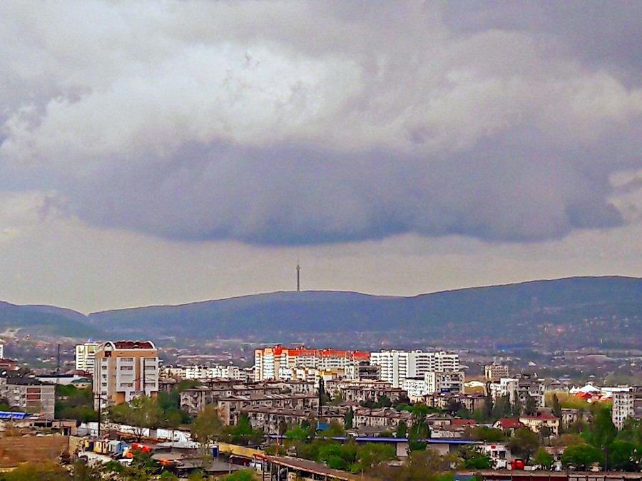 Новороссийск накрыл ливень. Ждать ли продолжения?