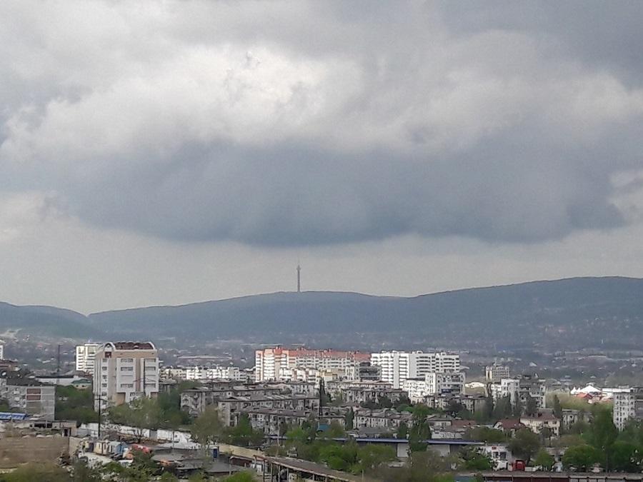 Погода в Новороссийске будет шепотом звать на море