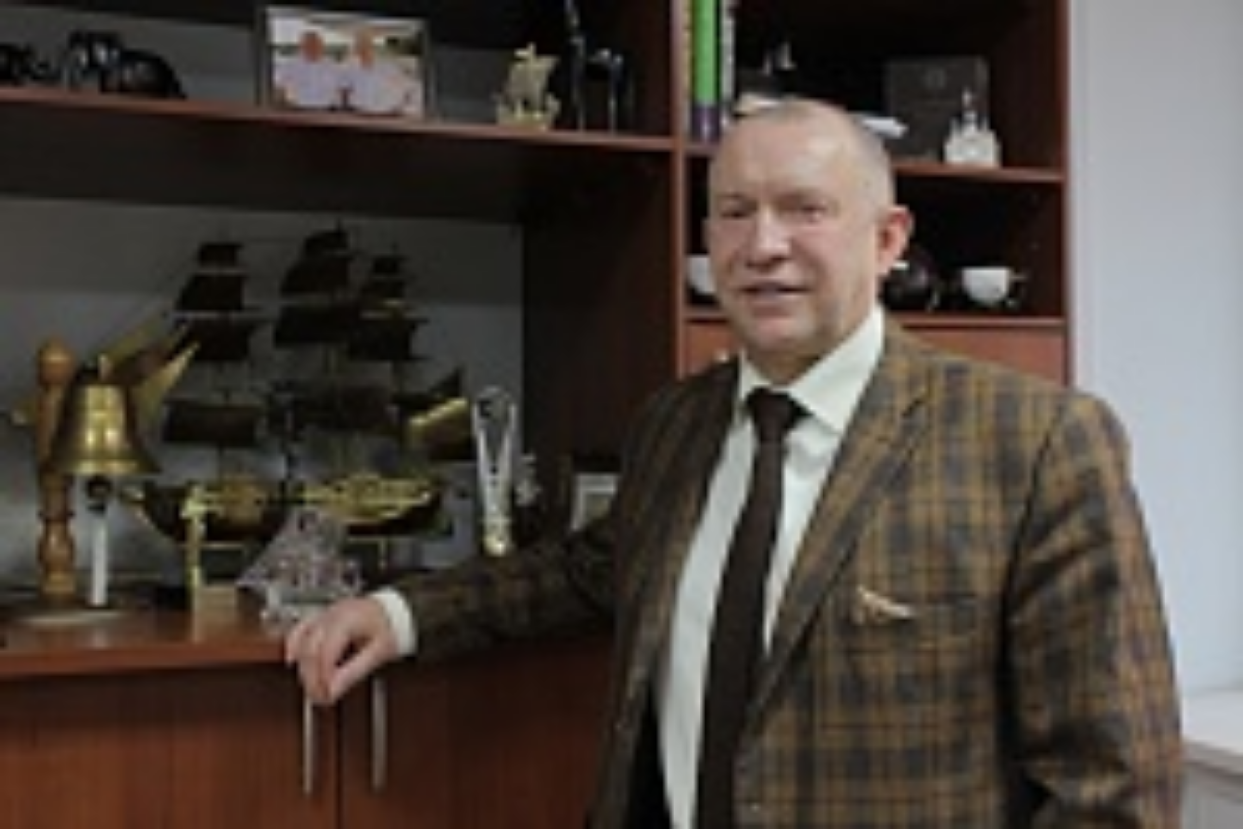 - Не ищите нишу в бизнесе, ищите людей для вашего бизнеса! - Игорь Жаринов, президент торгово-промышленной палаты Новороссийска