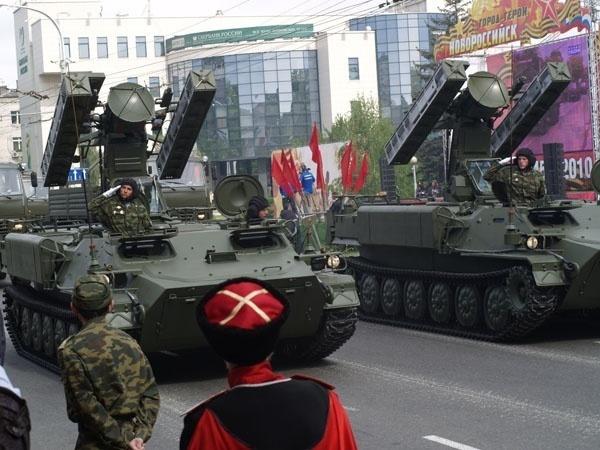 Парад Победы в  Новороссийске обещает стать самым зрелищным на Кубани